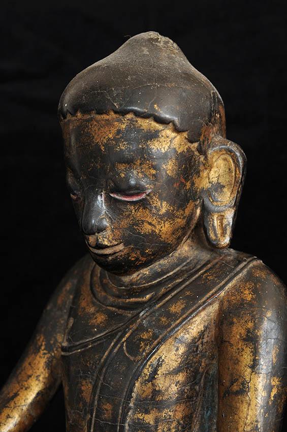 Dakkhina Sakkha Buddha, Burma