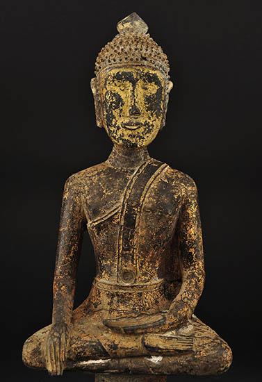 Buddha, early Loas)