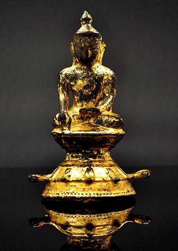 Shan-Buddha, Ava (Burma)