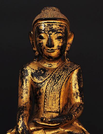 Buddha Shan, Amarapura period, Burma