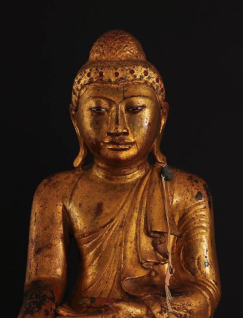 Mandalay Buddha, Burma