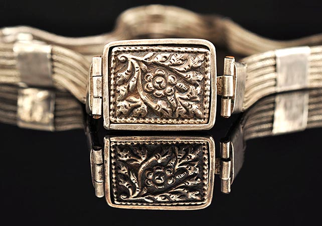 Burmese Silver