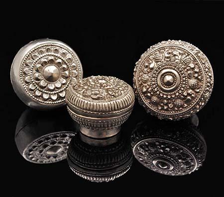 Thai silver limebox