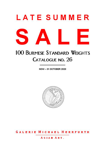 Late Summer SALE 2020 - catalogue no. 26