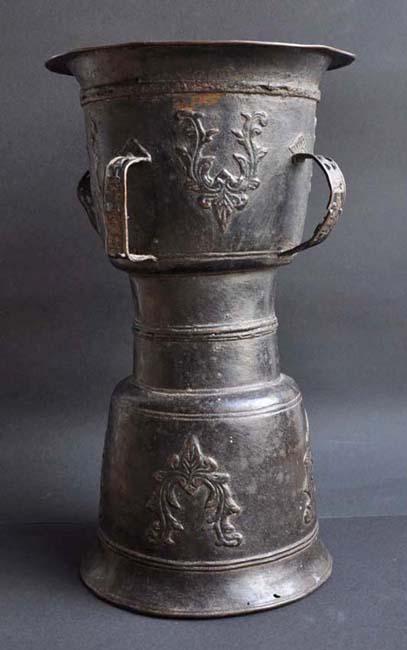 Mokko of Alor - Kettledrum