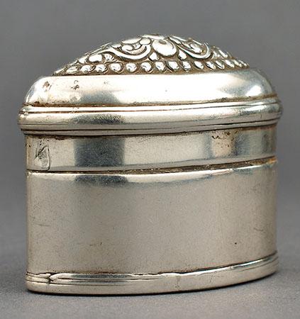 limebox silver Shan (Burma)