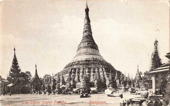 Shwedagon 1910