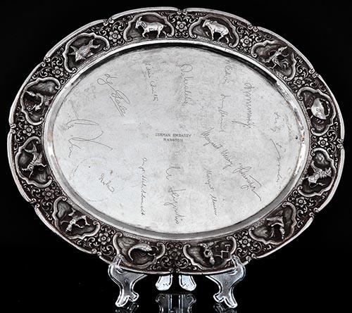 limebox silver Burma